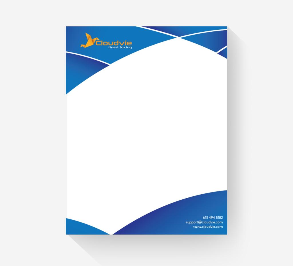 Cloudvie-letter head